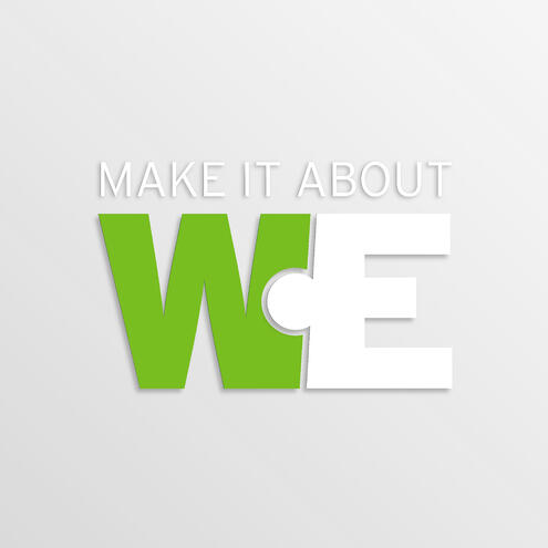 make it about we icon
