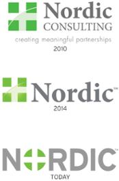 Nordic's Logo Evolution